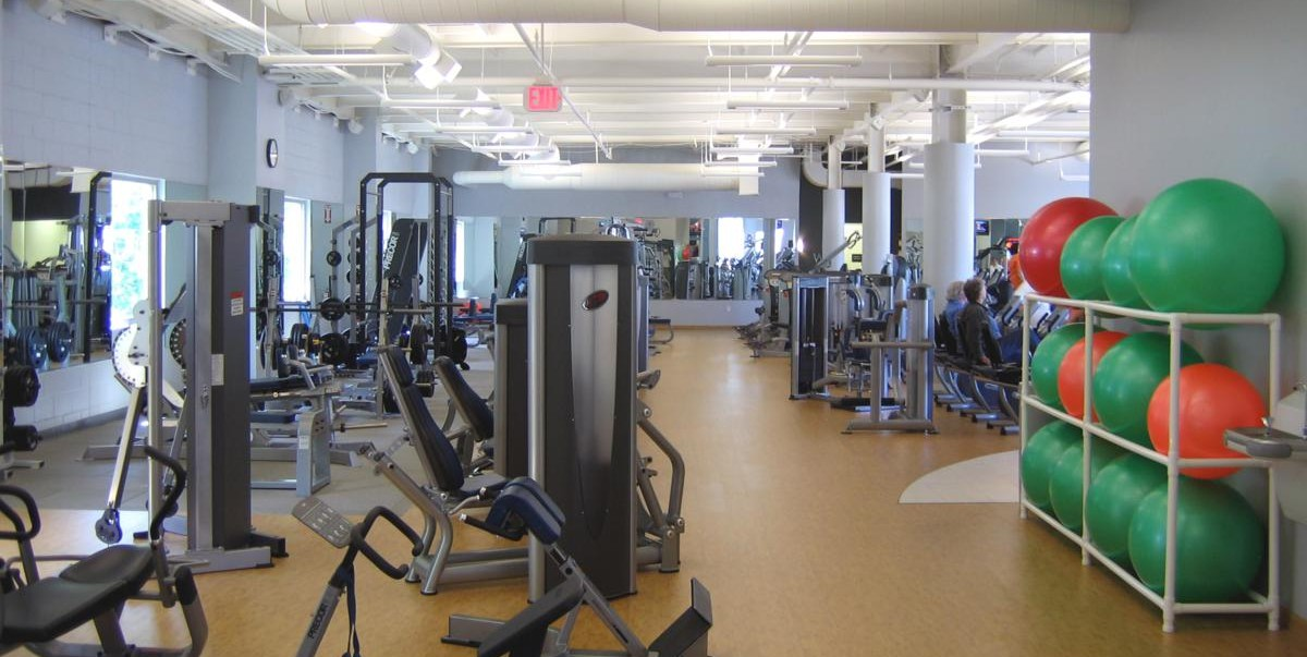 Beacon Hill Athletics Club - Wellesley Interior 1