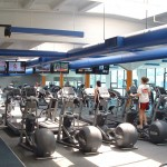 Beacon Hill Athletics Club - Commonwealth Ave Interior 2
