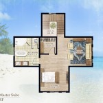 Bungalow Second Floor Plan